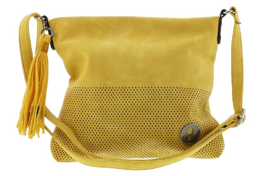 Rieker väska gul